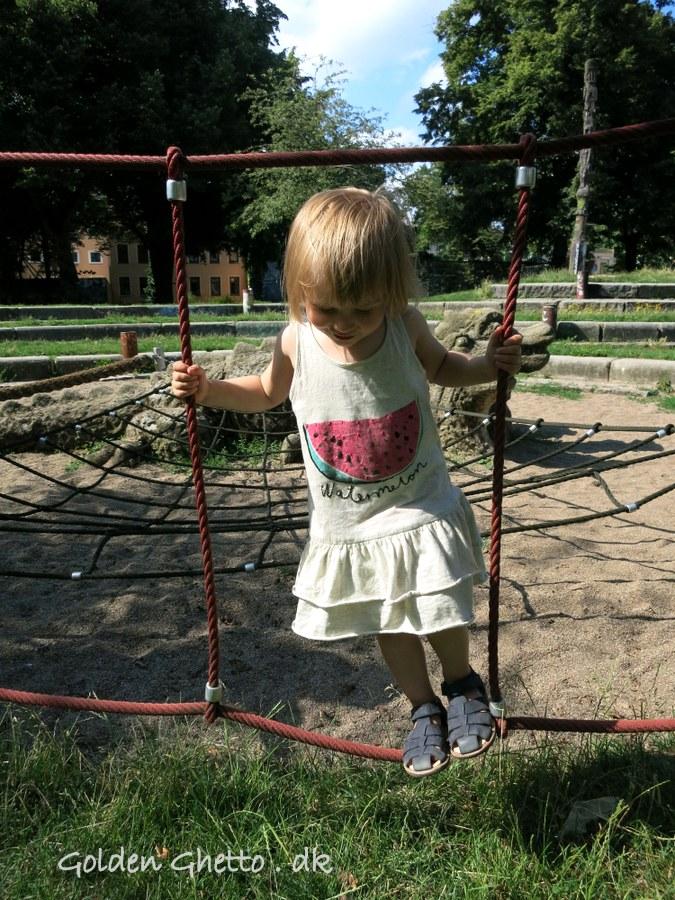 klatrevæg til børn